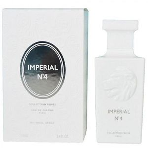 GEPARLYS IMPERIAL WHITE №4 парфюмерная вода мужская 100мл