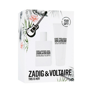 ZADIG&VOLTAIRE Набор This Is Her!