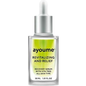 Ayoume Vita Tree Revitalizing And Relief Recovery Serum