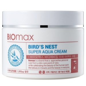 Biomax Birds Nest Super Aqua Cream