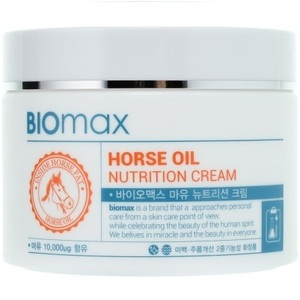 Biomax Horse Oil Nutrition Cream