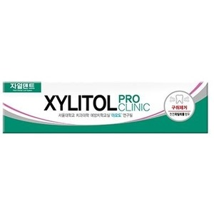 c   Mukunghwa Xylitol Pro Clinic herb fragrant green color