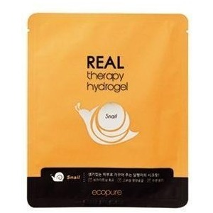 Ecopure Real Therapy Hydrogel Mask