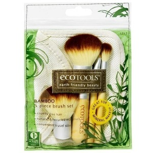 EcoTools  EcoTools Bamboo  piece Brush Set