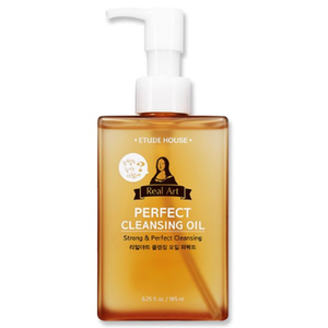 Etude House Real Art Perfect Cleansing Oil Strong and Perfect Cleansing