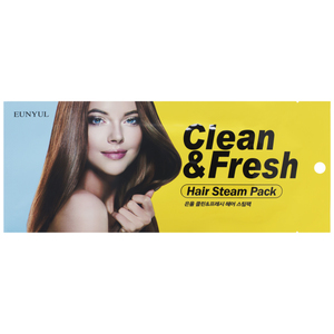 Eunyul Clean and Fresh Hair Steam Pack