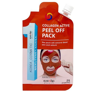 Eyenlip Collagen Active Peel Off Pack