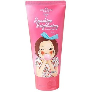 Fascy Sunshine Brightening Cleansing Foam