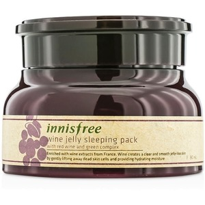 Innisfree Wine Jelly Sleeping Pack