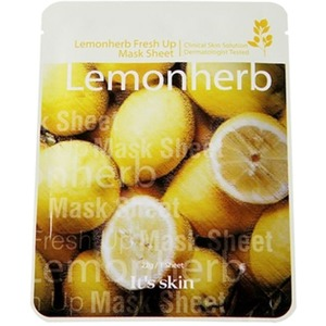 Its Skin Lemonherb Fresh Up Mask Sheet