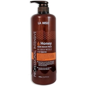 La Miso Professional Intensive Honey Hair Mask Pack