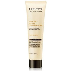 Labiotte Eternal Ever Bounce Cleansing Foam