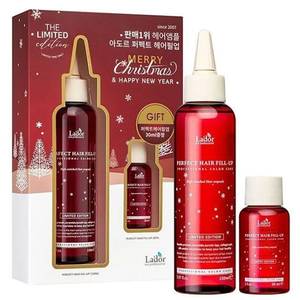 Lador The Limited Edition Merry Christmas Perfect Hair FillUp