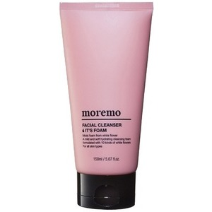Moremo Facial Cleanser Its Foam