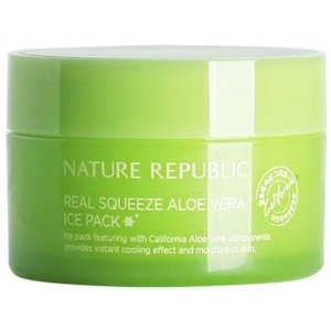 Nature Republic Real Squeeze Aloe Vera Ice Pack