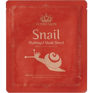 Royal Skin Snail Hydrogel Mask Sheet