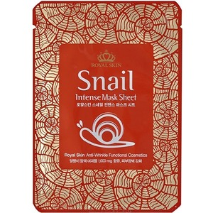 Royal Skin Snail Intense Mask Sheet
