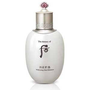 The History of Whoo Seol Whitening Skin Balancer