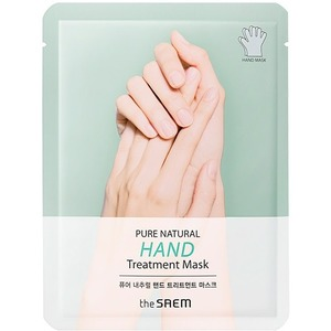 The Saem Pure Natural Hand Treatment Mask
