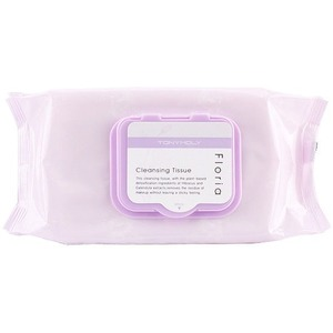 Tony Moly Floria Cleansing Tissue