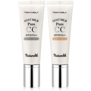 Tony Moly Naturalth Goat Milk Pure CC SPF  PA