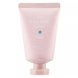 Village  Factory By J col Daily Boosting Sun Base SPF PA