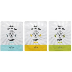 Village  Factory Daily Fresh Up Mask