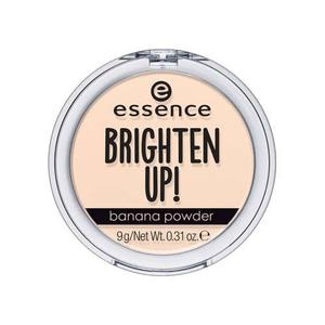 Essence Компактная пудра brighten up! banana powder (Essence, Лицо)