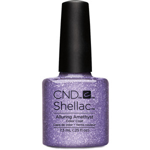 CND 91263 покрытие гелевое / Alluring Amethyst SHELLAC Starsrtuck 7,3 мл