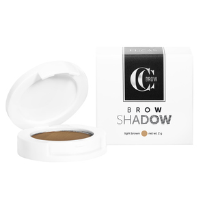 LUCAS' COSMETICS Тени для бровей / CC Brow Shadow light brown