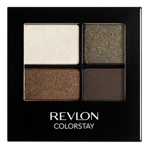 REVLON Тени четырехцветные для век 515 / Colorstay Eye 16 Hour Eye Shadow Quad Adventurous